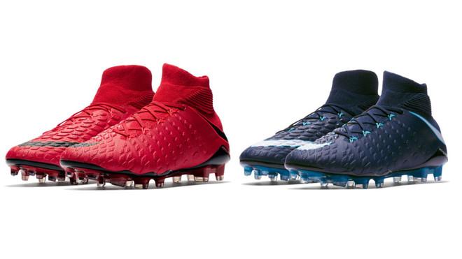 Lechuguilla Destierro Al aire libre  Nike presenta las nuevas botas de fútbol Nike Fire & Ice