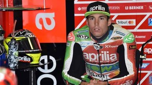 Aleix Espargaró sigue en el equipo Aprilia