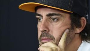Fernando Alonso ha hablado sobre su marcha de la Fórmula 1