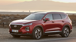 Nuevo Hyundai Santa Fe.