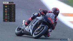 Jorge Lorenzo ya corre con Honda en Cheste