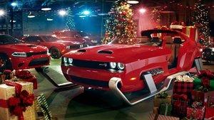 La versión realista del trineo de Papá Noel