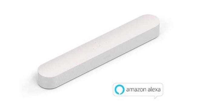 Sonos Beam, con Alexa integrada
