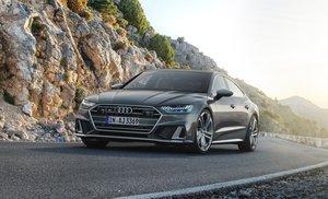 350 CV diésel para los Audi S6, S6 Avant y S7