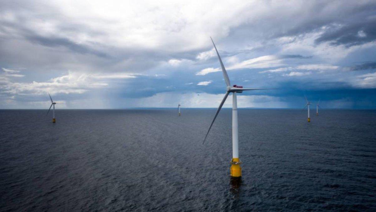 Escocia genera suficiente energía eólica para alimentar sus hogares dos veces