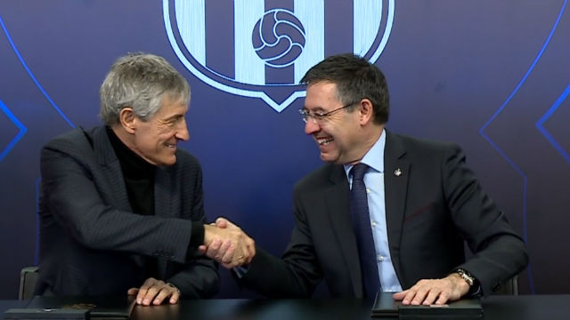 Exclusive. Bartomeu tells SPORT there's no Setien break clause this su