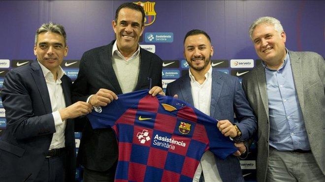 """Ximbinha: """"El Barça es el reto más importante de la carrera"""""""