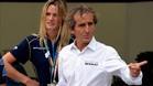 Alain Prost, ahora involucrado en la Fórmula E