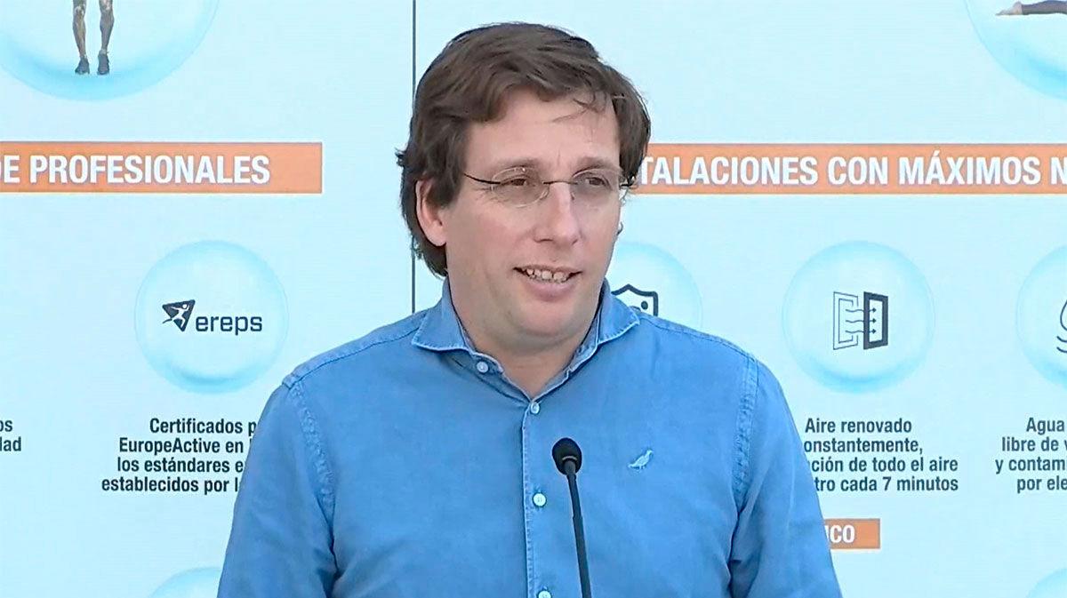 Almeida prefiere que desaparezca ya el Calderón a seguir viendo ese proceso