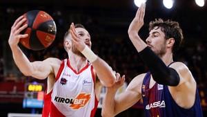 Barça y Baskonia se vuelven a ver las caras tras la semifinal de la pasada liga