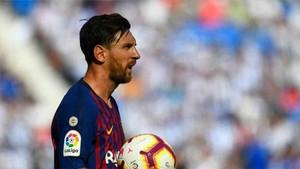 Beckham quiere fichar a Messi