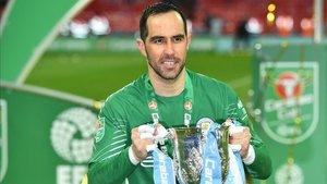 Bravo cierra su etapa en el Manchester City