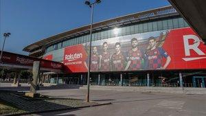 El Camp Nou estará blindado