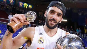 Campazzo quiere probar suerte en la NBA tras brillar con el Madrid