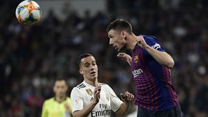 Clement Lenglet ha convencido a todo el mundo en su primera temporada en el Barça