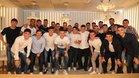 Comida de hermandad del RCDE Espanyol para celebrar una temporada europea