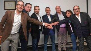 La EHCA se constituyó este jueves en Barcelona