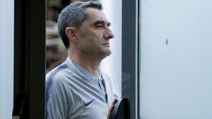 Ernesto Valverde podría abrirle las puertas en Vallecas a algunos no habituales