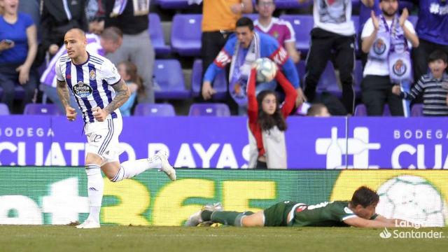 El Espanyol pierde una final ante el Valladolid