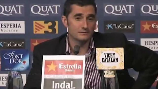 El Espanyol responde al Barça y recuerda el pasado de Valverde como perico