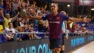Ferrao es el máximo goleador de la temporada con 18 dianas