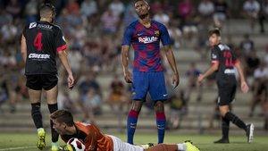 Gabriel Novaes no ha cuajado en el Barça