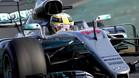 Hamilton no ha tenido el inicio de temporada que esperaba en Australia