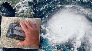 El huracán Dorian deja al descubierto algo totalmente inesperado en las playas de Florida
