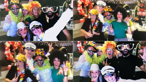 Iniesta organizó una fiesta sorpresa a su mujer