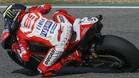 Jorge Lorenzo no se sintió cómodo en la clasificación del GP España