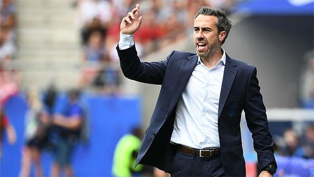 Jorge Vilda: Hay un antes y un después para el fútbol femenino español tras este Mundial