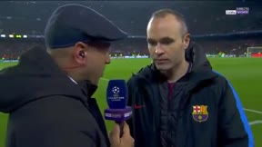 LACHAMPIONS | FC Barcelona - Chelsea (3-0): Iniesta decidirá el 30 de abril su futuro