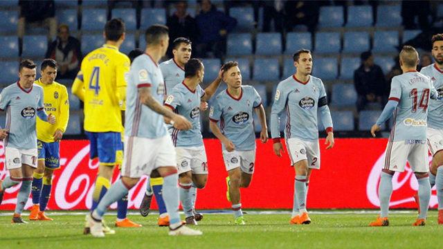 LALIGA | Celta - Las Palmas (2-1)