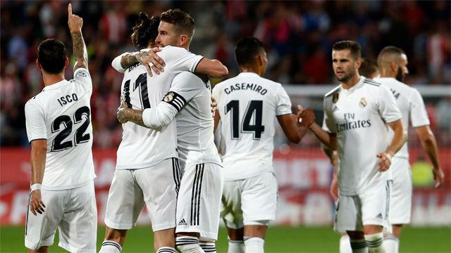 LALIGA | Girona - Real Madrid (1-4): Vea el resumen de la victoria del Madrid ante el Girona