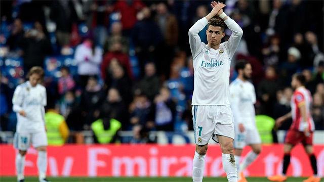 El 1X1 de los jugadores del Real Madrid contra el Girona