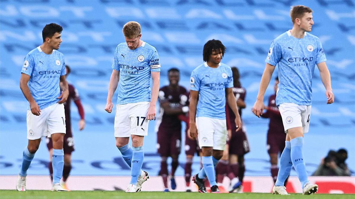 El Leicester le endosa una manita al Manchester City