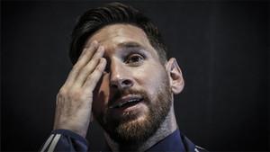 Leo Messi habló de sus problemas con Hacienda