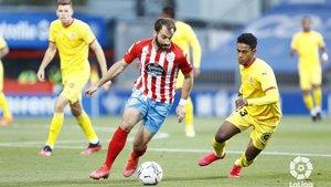 El Lugo revirtió una racha negativa tras vencer al Castellón en la última jornada