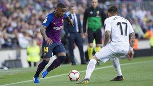 Malcom puede decidir su futuro entre equipos de la Premier League y de la Ligue 1