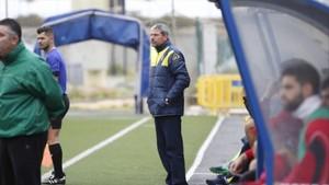 Manolo Márquez da el salto al primer equipo de la UD Las Palmas