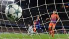 Messi no ha dejado de ver puerta desde que debutó en 2004