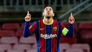 Messi jugará este domingo el primer partido con el Barça a las 14 horas