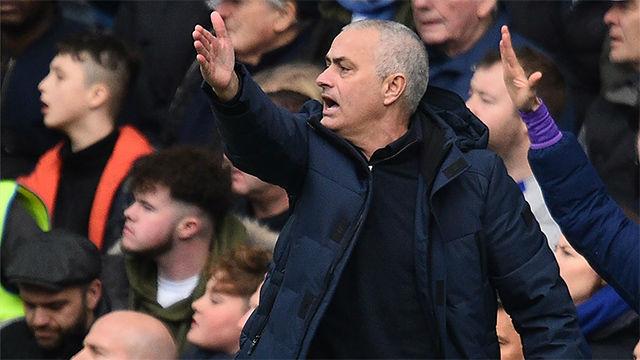 Mourinho, descontento el VAR: Espero que el ruido sea el mismo cuando nos pase a nosotros
