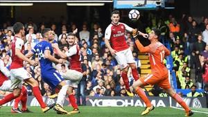 Mustafi, una baja importante para el Arsenal