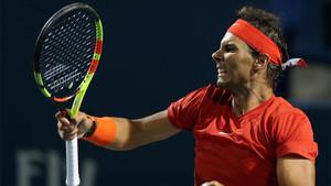 Nadal pudo con el croata Marin Cilic en las semifinales de Toronto