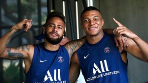 Neymar y Mbappé son las principales esperanzas del PSG