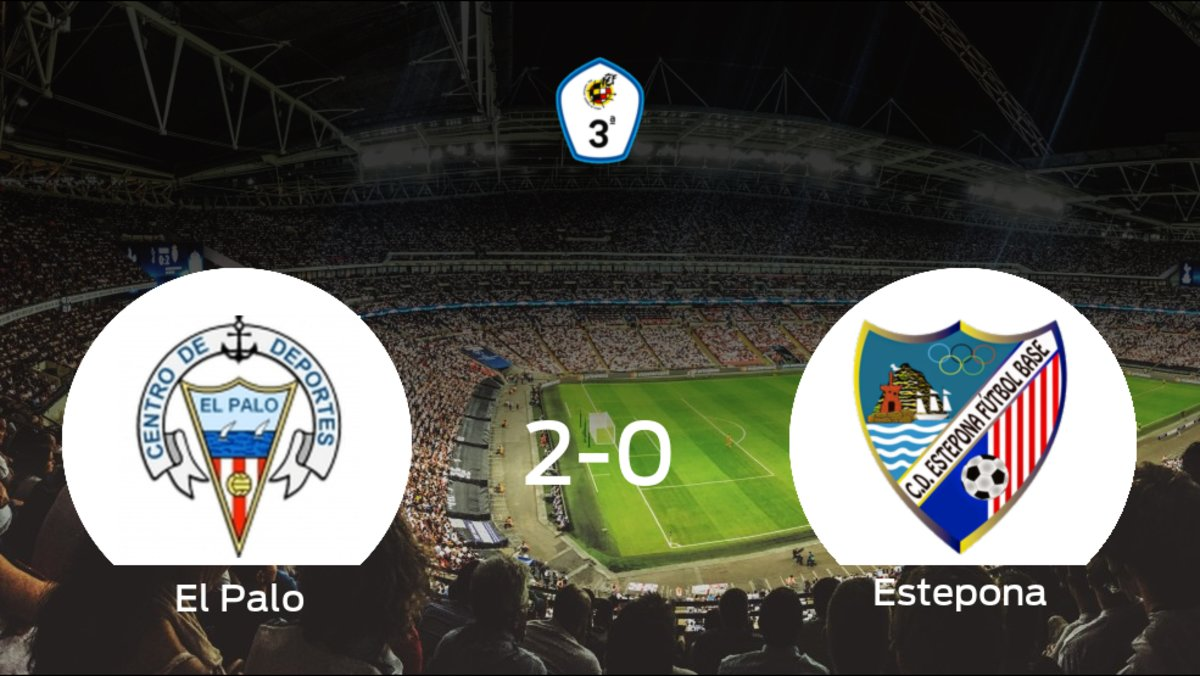 El Palo logra los tres puntos ante el Unión Estepona (2-0) 2