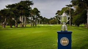 El PGA Championship será el primer Grande del año, en San Francisco
