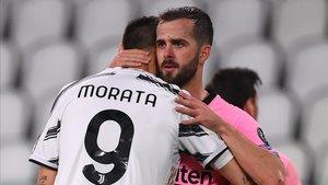 Pjanic volvió como rival a Turín