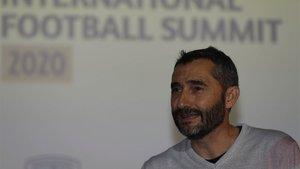Primeras palabras de Ernesto Valverde tras su marcha del Barça (ES)